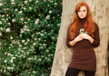 Rh negative facts and fiction – truth and contradictions Beautiful-redhead