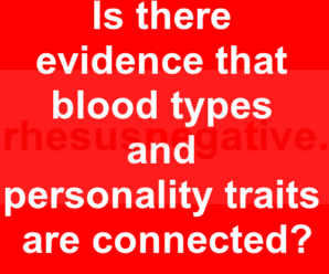 """Search Results for """"personality"""" – Rhesus Negative"""